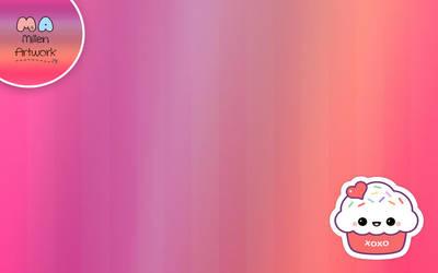 Cute Background 1 by LennSoshi