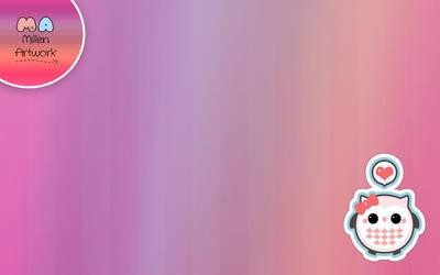 Cute Background 3 by LennSoshi