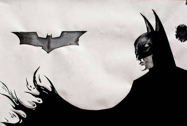 Batman by razorx2