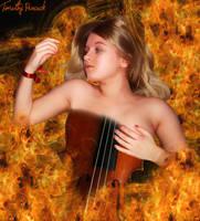 Violin Body by timmyjp