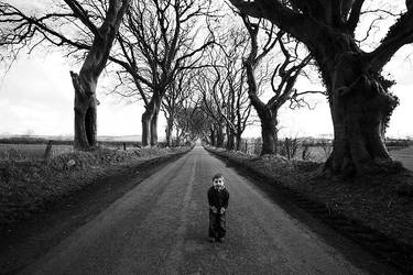The Dark Hedges by fraughtuk