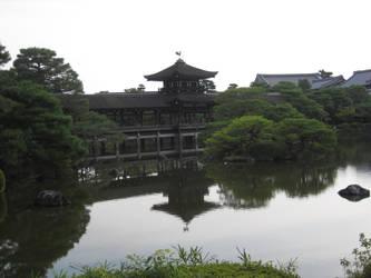 Heian Jingu Shrine - Kyoto by kamiki