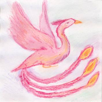 Phoenix by kamiki