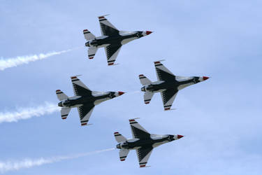 Go Thunderbirds Go by EBenson260