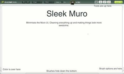 Sleek Muro v1.1 by trezoid