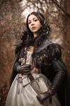 Arya Stark by lucylle