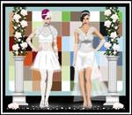 White Queens by MelaClara