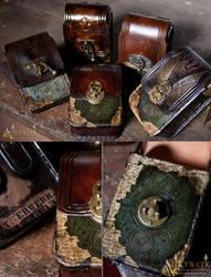 Victorian Belt Bags by Aetherwerk