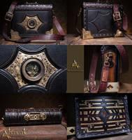 Shoulder bag No.2 by Aetherwerk