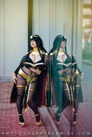 Tharja - Conneticon 2 by LitheCosplay