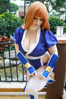 Kasumi - Katsucon 8 by LitheCosplay