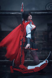 Ruby Rose - December Shoot 2 by LitheCosplay