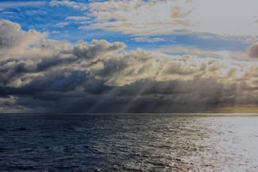 At Sea by PapaGolf54