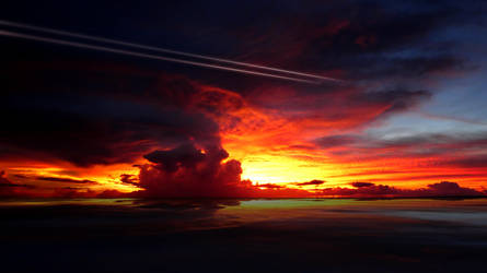 Sunset Patrol by PapaGolf54