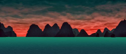 Magic Asian Morning by PapaGolf54