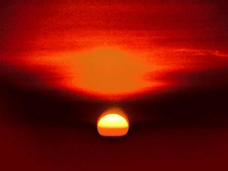 Evening Sun by PapaGolf54
