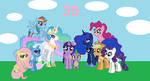 35 Years Of MLP by denmark137