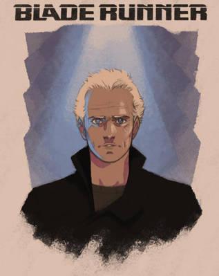 Blade Runner Roy Batty by GuilhermeRM