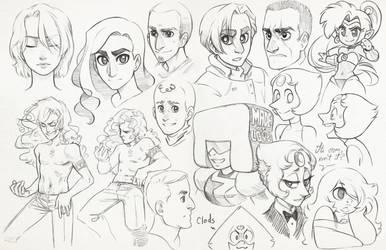 Doodles3 by GuilhermeRM