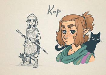 Kep DnD by GuilhermeRM