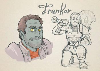 Trunkor DnD by GuilhermeRM