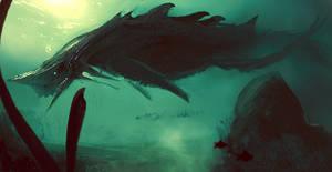 Kaiju by Eaworks