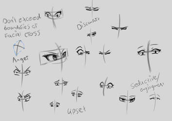 Eye practice by Thedawidow