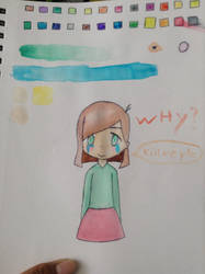 Watercolour 1st attempt by Jelly187
