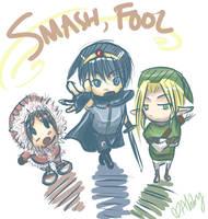 SMASH by Krast