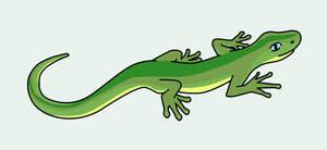 Lizard by eagi