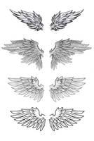 Wings by eagi