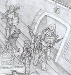 Boarding by eagi