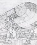 Ship repair by eagi