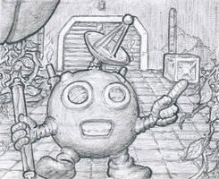 Ball-bot by eagi