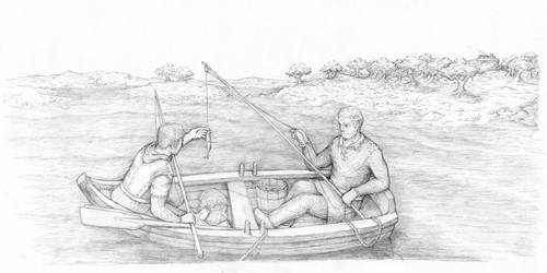 Period 01 Fishing along the Coast by eagi