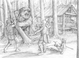 Period 02 Predator by eagi