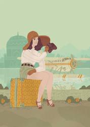 Travelling Ladies - India by benjaminography