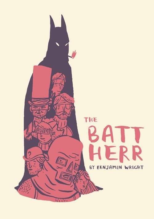 BATT HERR cover by benjaminography