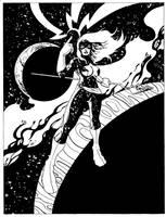 Star Girl Redesign by Sketch64
