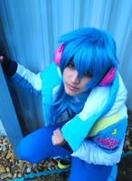 Aoba - DmmD by Hikuja
