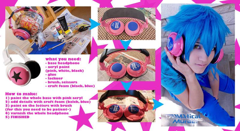 DmmD Aoba - Headphones Tutorial by Hikuja