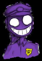 Purple guy Stock by Nestorn316