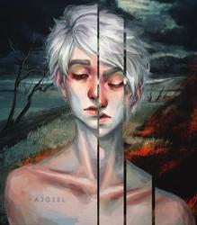 Falling apart by Ajgiel