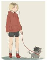 Haikyuu!! - Kitty by Itzahann