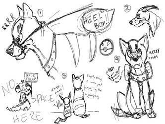 Diesel doodles by Nimyosa