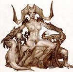 Demon Queen by Mirthrynn