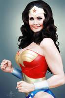 Wonder Woman by Mirthrynn