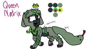 Queen Natrix by Imnotgivingup