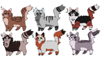 Adopts (Open!) sale! by Imnotgivingup