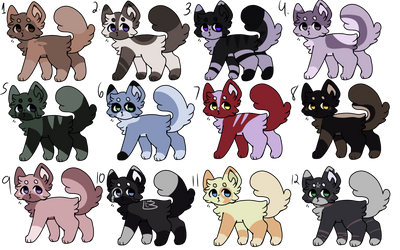 Adopts (Open!!) (sale) by Imnotgivingup